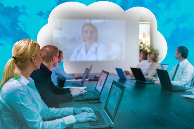video conferencing cloud
