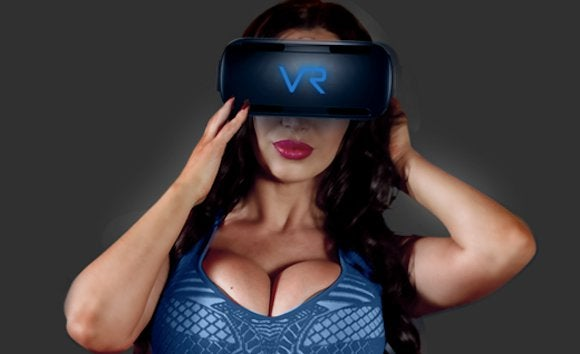 Naughty america virtual reality porn