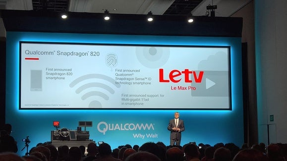 Qualcomm Snapdragon 820 Le Tv