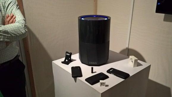 Ossia Cota wireless power