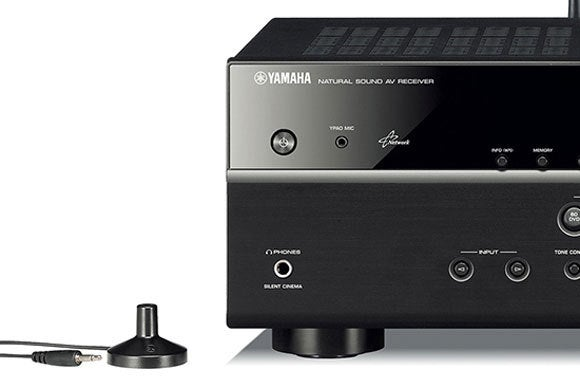 Yamaha YHT-5920UBL review: This HTIB is big on streaming audio