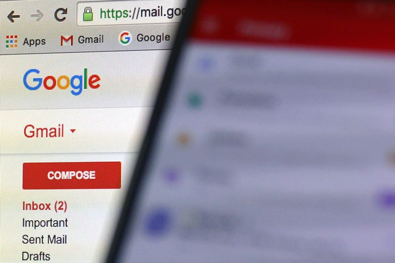 Gmail will block JavaScript attachments, a common source of