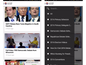 App the vote: 9 mobile tools for election junkies