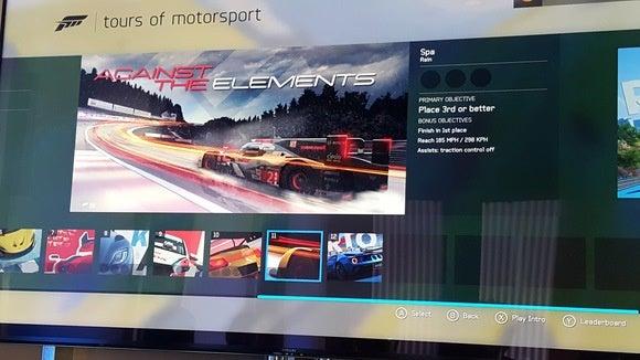 Forza Motosport 6 Apex