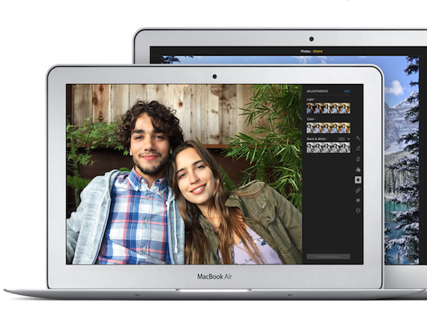 6. macbook air