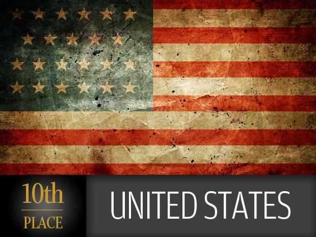 7 united states