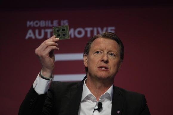 Verizon picks up ex-Ericsson CEO on the rebound