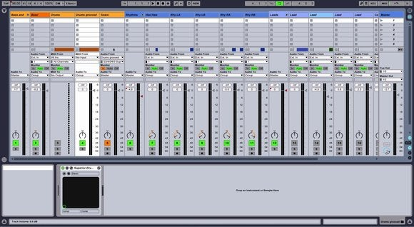 ableton live review this digital audio workstation does it all pcworld. Black Bedroom Furniture Sets. Home Design Ideas