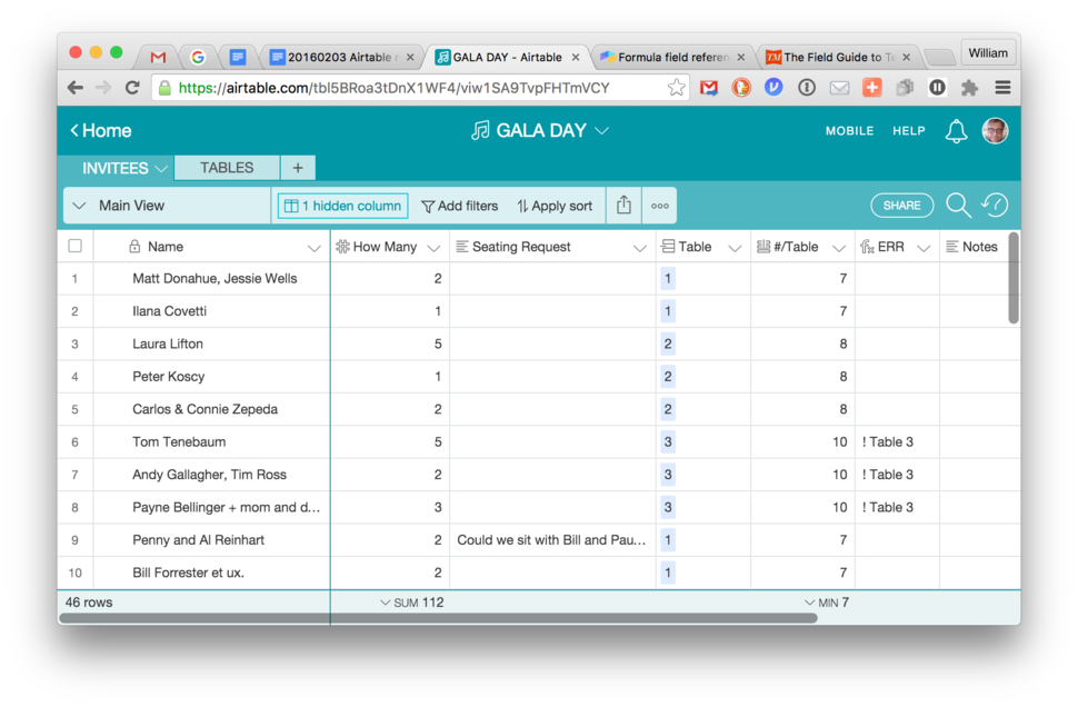 Airtable review: A drop-dead easy relational database