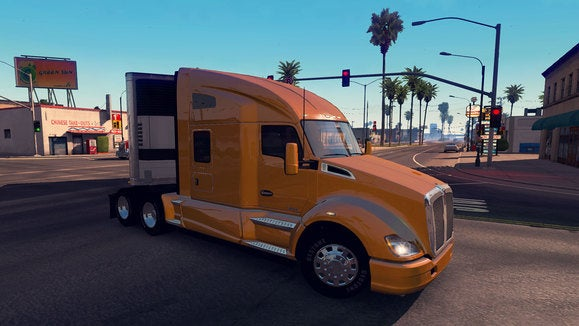 american truck sim