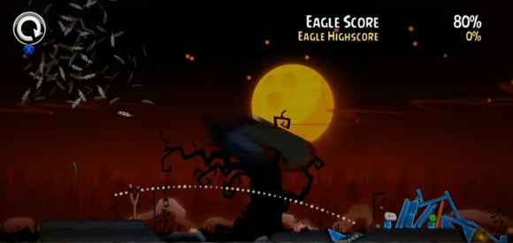 angry birds mighty eagle bunker buster