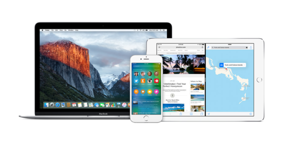 Apple releases public betas for iOS 9.3 and OS X 10.11.4