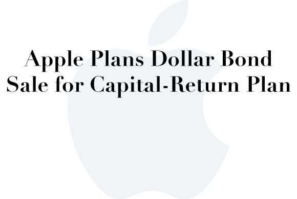 apple capital return plan