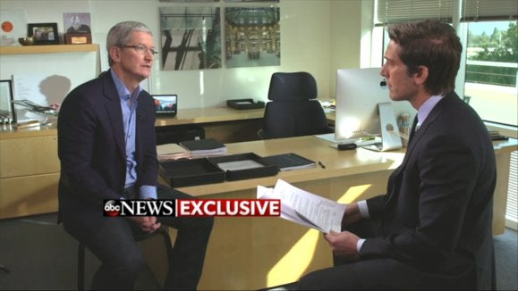 apple ceo tim cook abc news fbi fight