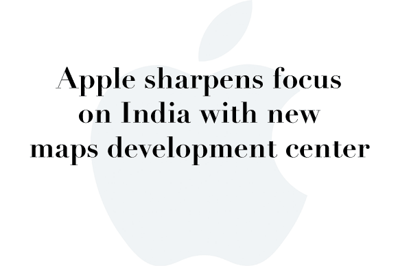 apple india center