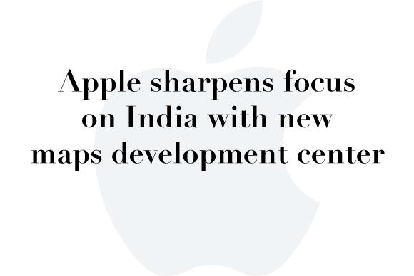 apple india center