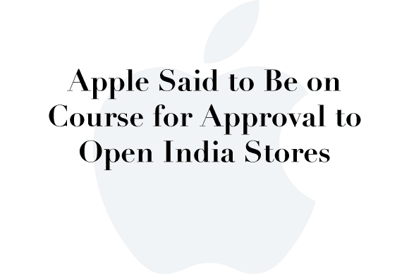 apple india stores approval
