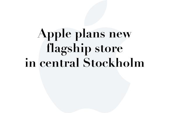 apple store stockholm