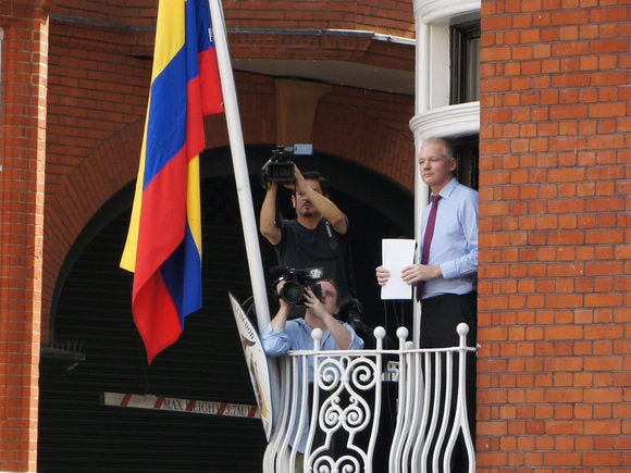 Ecuador says it cut WikiLeaks founder's internet access to prevent U.S. election interference