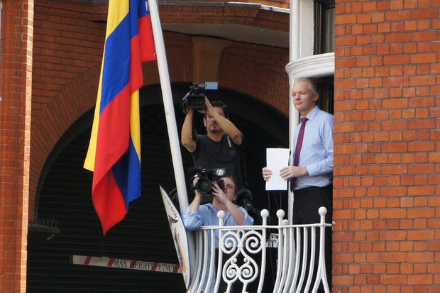 WikiLeaks' Assange confident of winning 'any fair trial' in the US