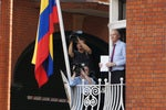 WikiLeaks' Assange gets relief from left victory in Ecuador