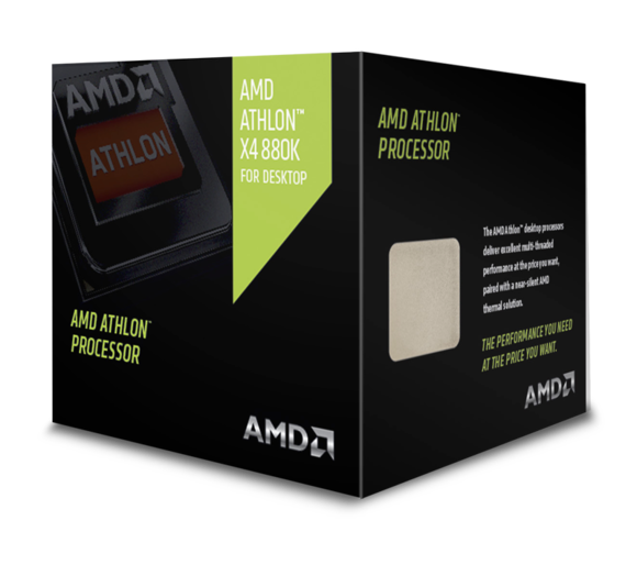 AMD's Athlon X4 880K chip