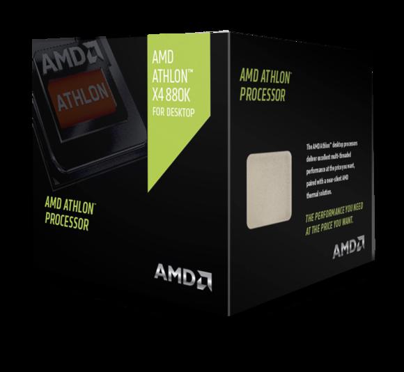 AMD's Athlon X4 880K chip