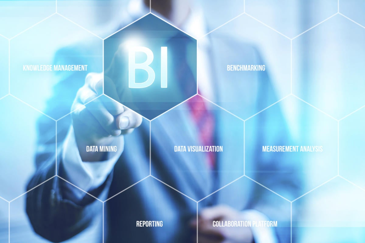 How to select the best self-service BI tool for your business