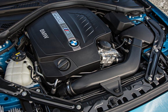 bmw m2 coupe engine
