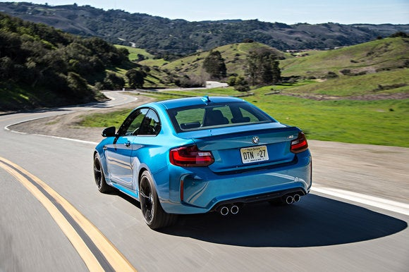 bmw m2 coupe monterey