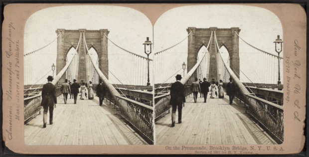 brooklyn bridge virtual reality