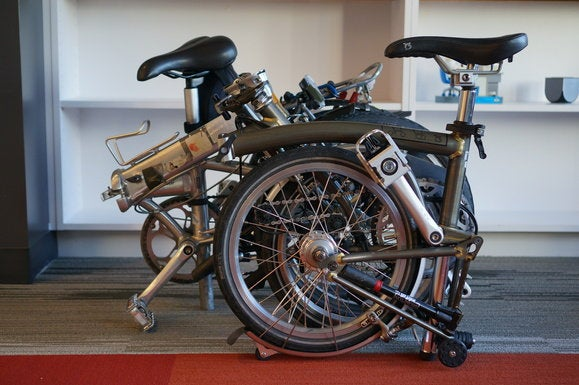 brompton vs dahon mariner