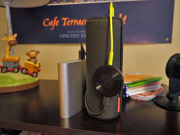 Chromecast Audio - Bluetooth Speaker
