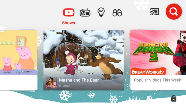 chromecast kids apps youtubekids