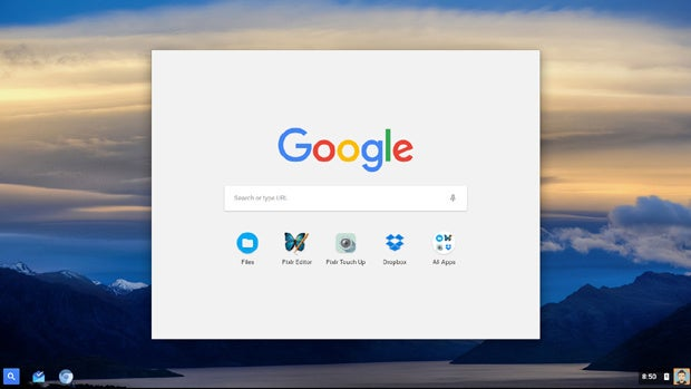CloudReady Chrome OS