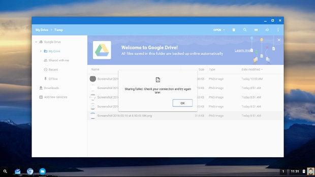 CloudReady Google Drive