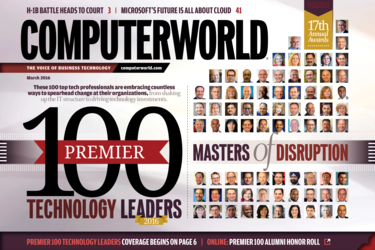 Computerworld Digital Edition - March 2016 [cover]
