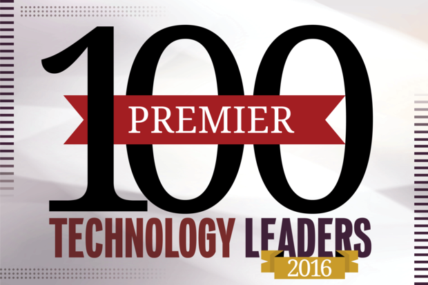 Computerworld Premier 100 Technology Leaders [2016] - Logo