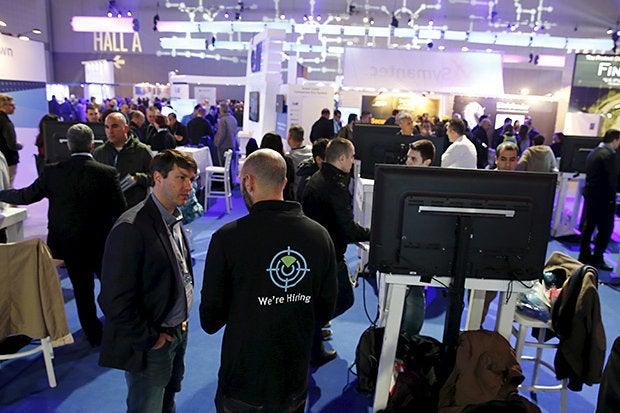 cybertech 2016 telaviv