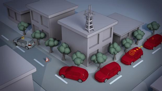 driverless car graph