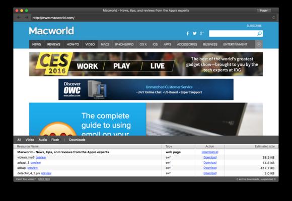 elmedia player pro web browser