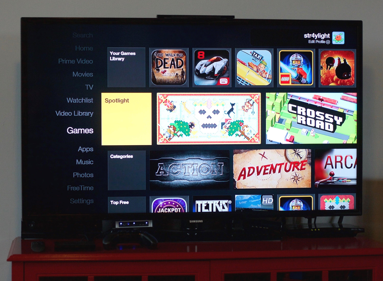 Apple Tv Vs Amazon S Fire Tv The Gaming Match Up Macworld