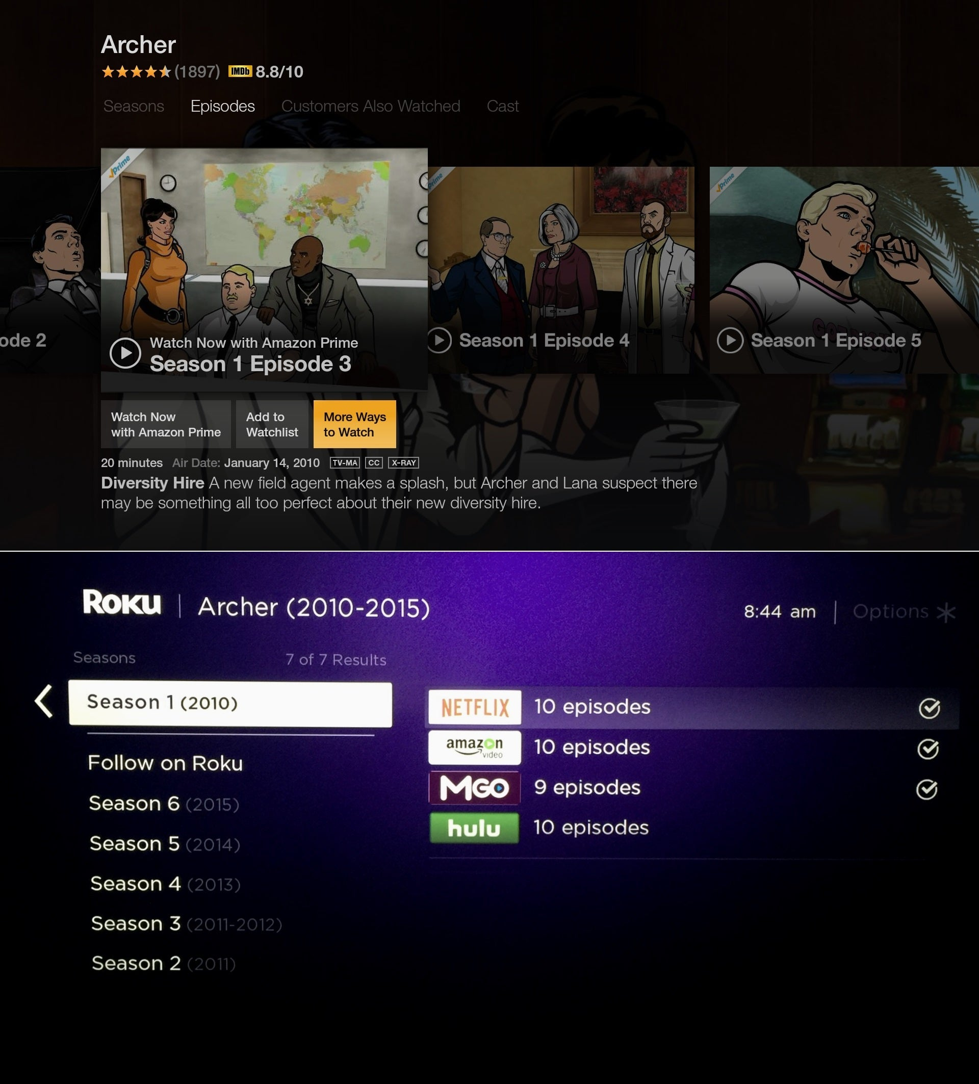 Roku 4 vs  Amazon Fire TV reviews: Which box is best for 4K