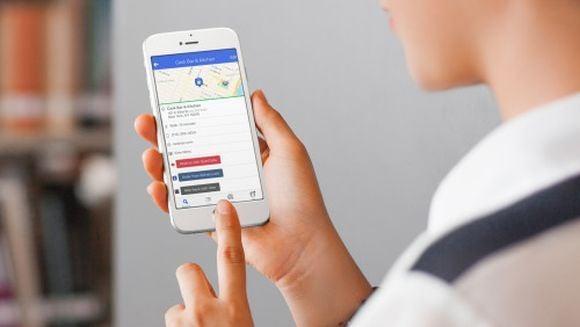 foursquare delivery