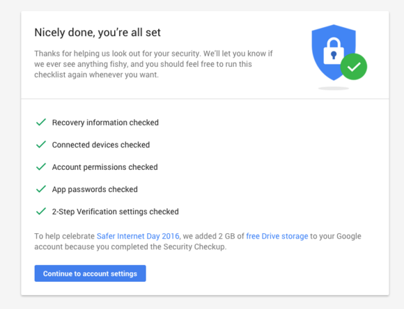PSA: Get 2GB of free Google Drive storage when you perform ...