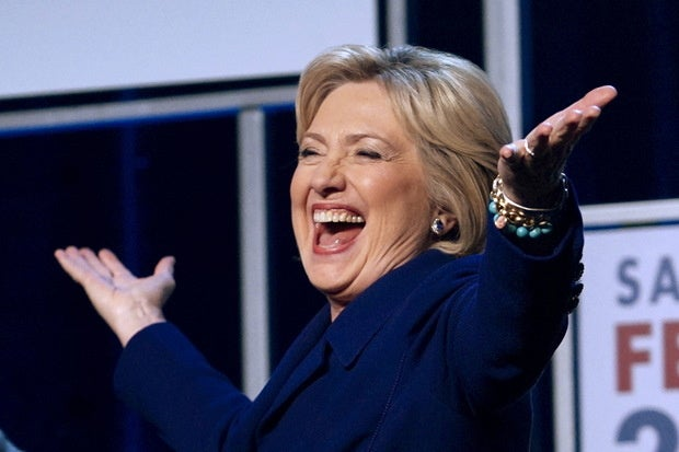 hillary clinton election debate