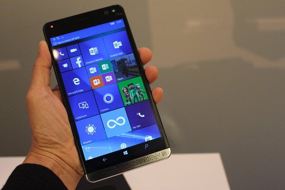 Hp S Elite X3 Smartphone With Windows 10 Will Ship This