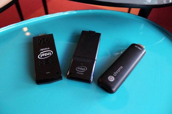Intel Compute Sticks with Chromebit