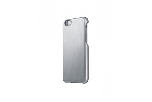 iomcases brushedsteel iphone