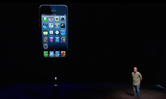 iphone 5 event schiller